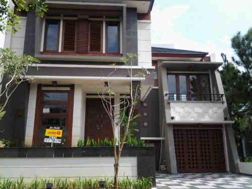 rumah dijual di bintaro, jakarta selatan