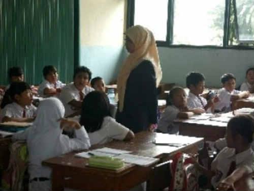 sekolahan di pluit