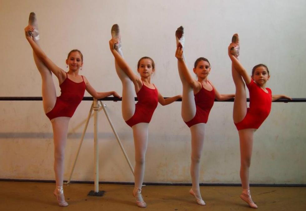 Belajar-Balet