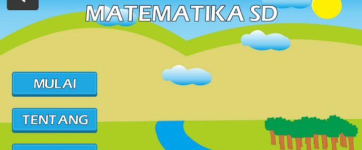 Belajar Matematika SD Dengan Game
