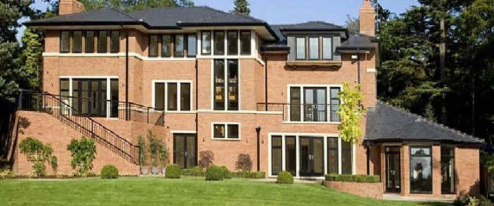 Mengenal Jauh Rumah Frank Lampard
